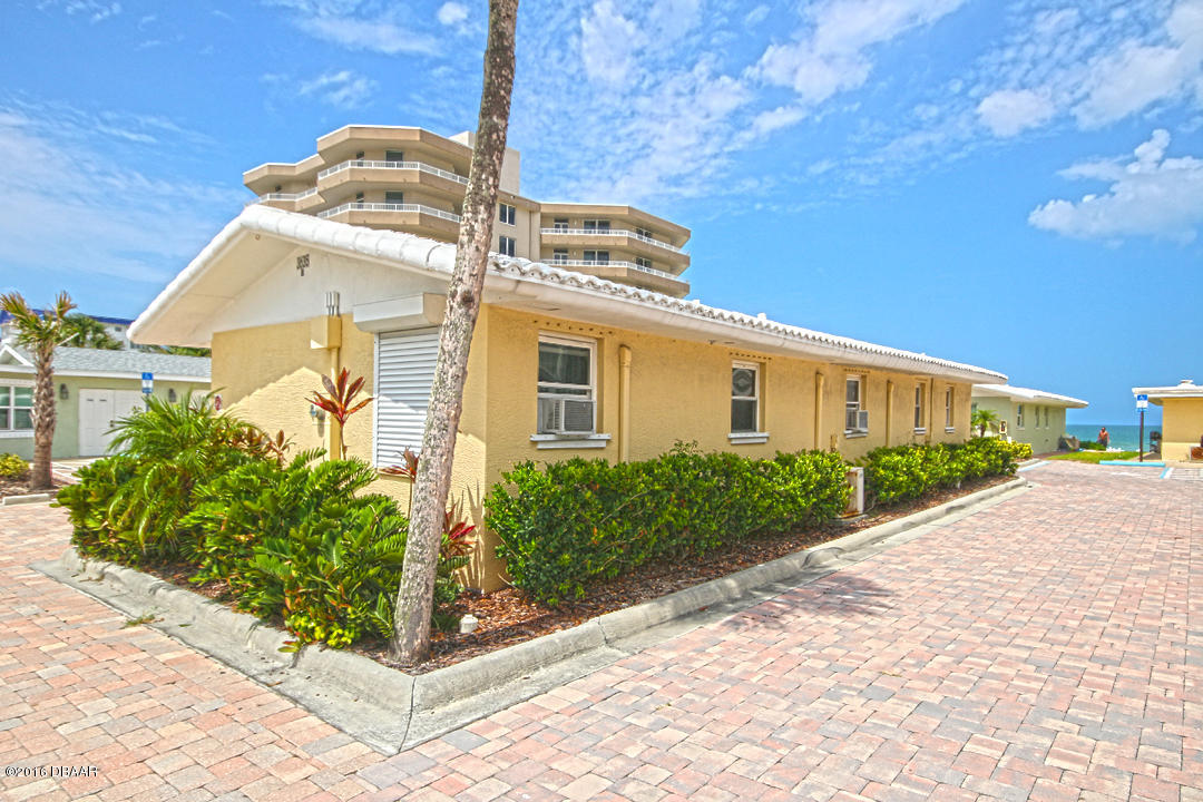 3631 S Atlantic Avenue Daytona Beach Shores FL - EXIT BEACH