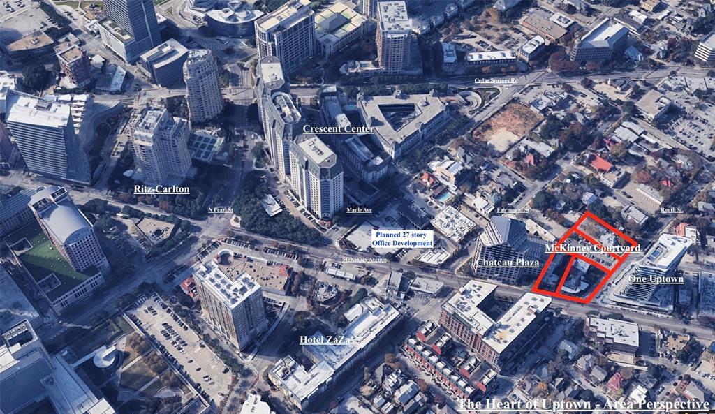 2523 Mckinney Avenue Dallas, TX 75201